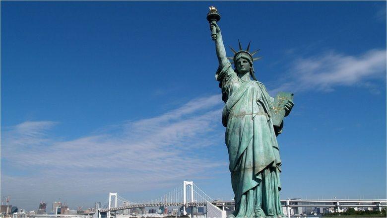 The Statue of Liberty (film) movie scenes