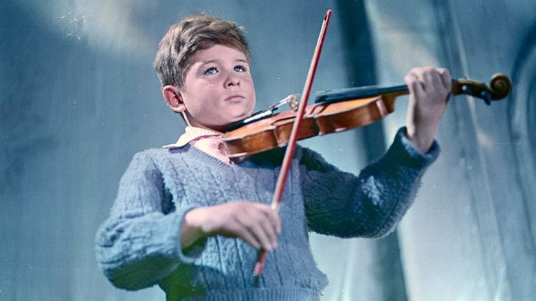 The Steamroller and the Violin movie scenes