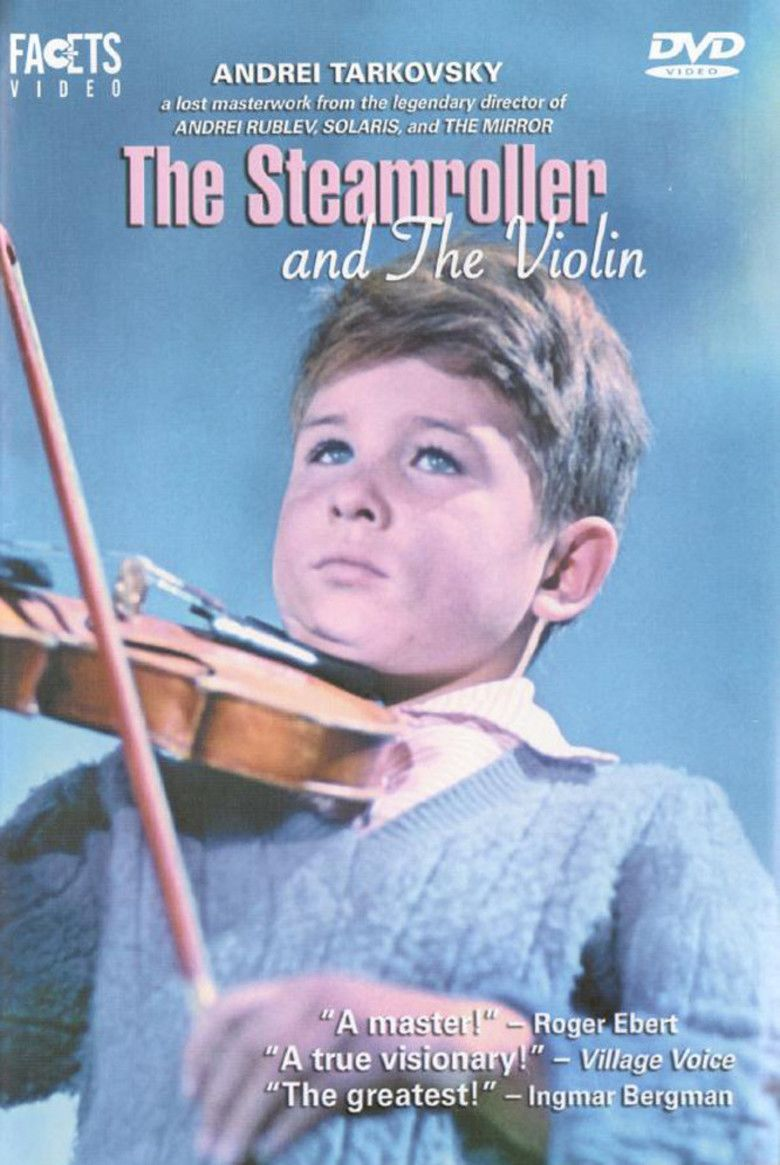 The Steamroller and the Violin movie poster