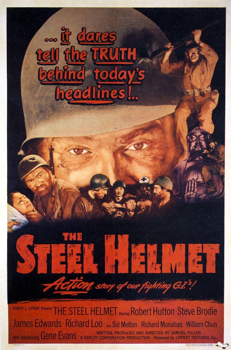 The Steel Helmet movie poster