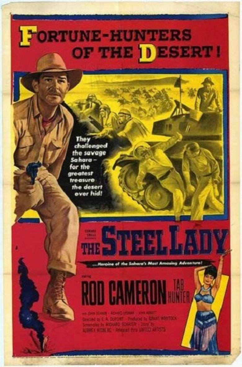 The Steel Lady movie poster