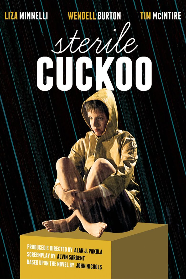 The Sterile Cuckoo movie poster