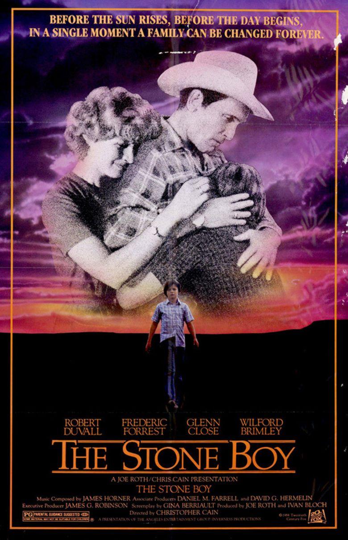 The Stone Boy (film) movie poster