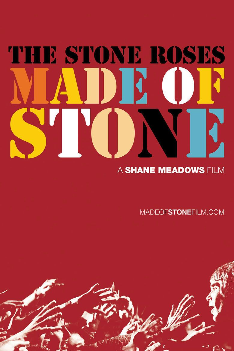 The Stone Roses: Made of Stone movie poster