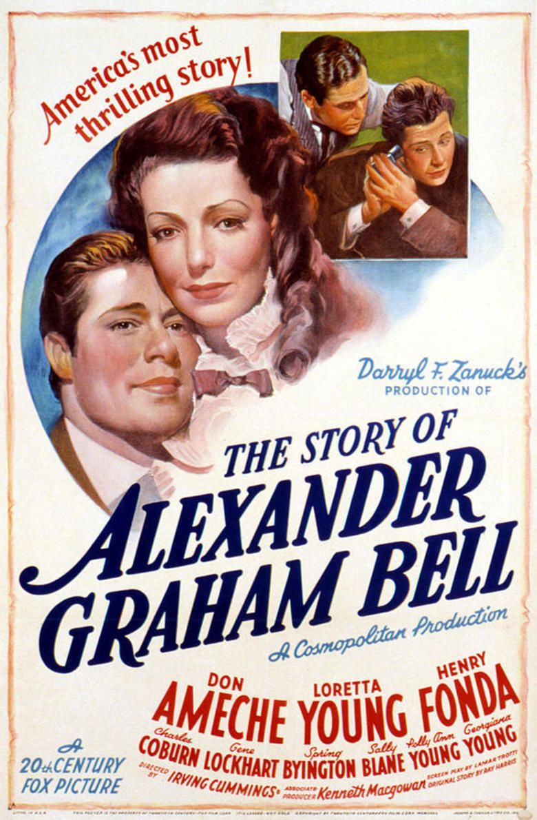 The Story of Alexander Graham Bell movie poster