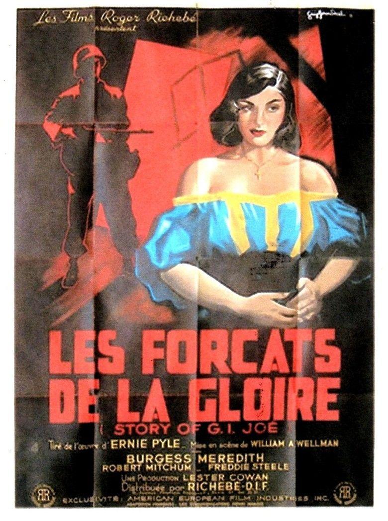 The Story of GI Joe movie poster