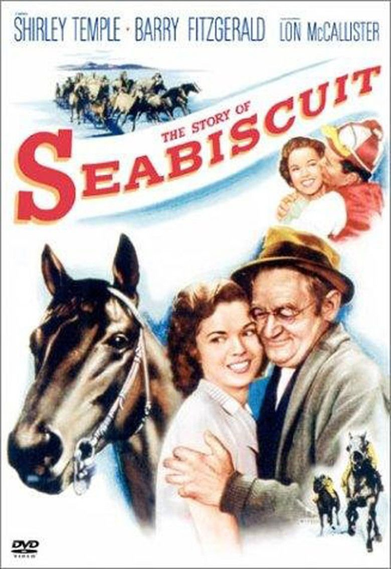 The Story of Seabiscuit movie poster