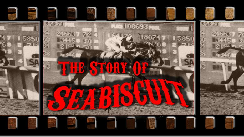 The Story of Seabiscuit movie scenes