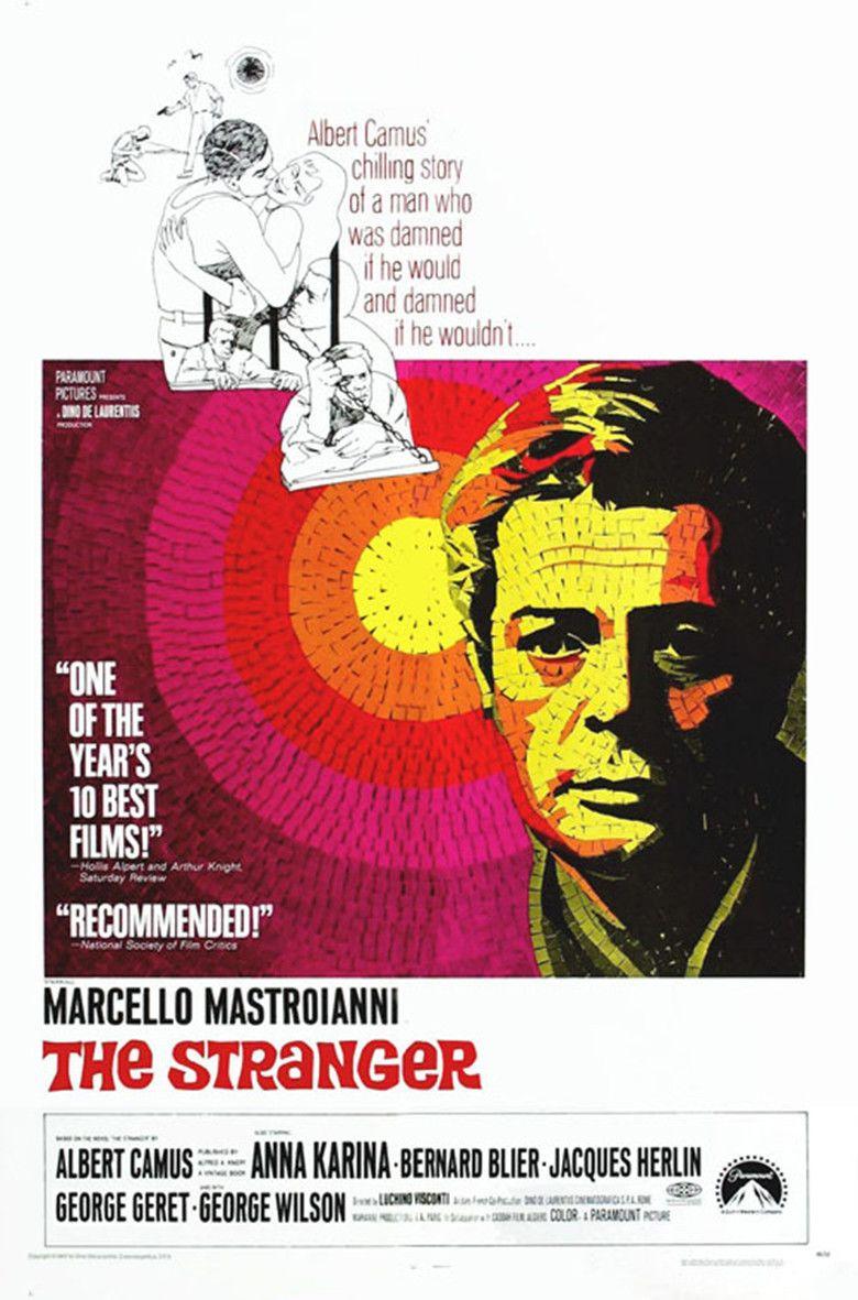 The Stranger (1967 film) movie poster