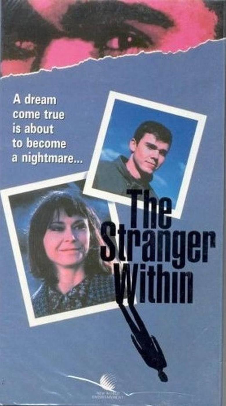 The Stranger Within (1990 film) movie poster