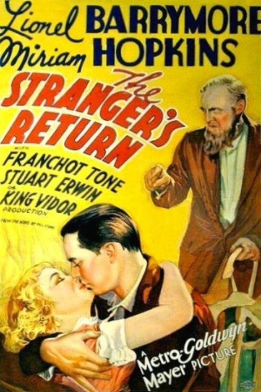 The Strangers Return movie poster