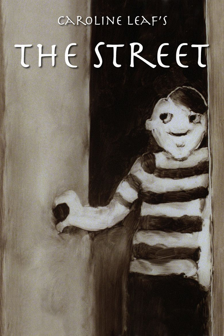 The Street (film) movie poster