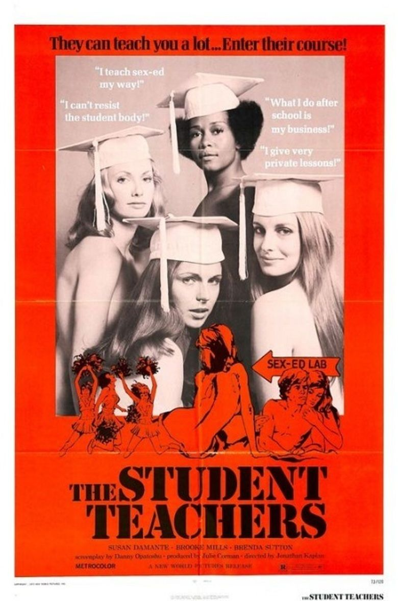 The Student Teachers movie poster