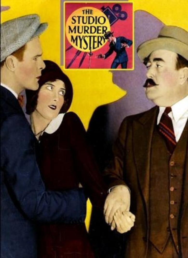 The Studio Murder Mystery movie poster