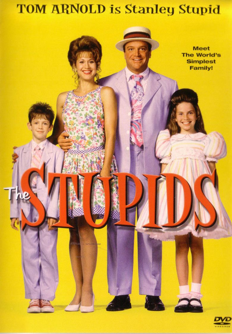 The Stupids (film) movie poster