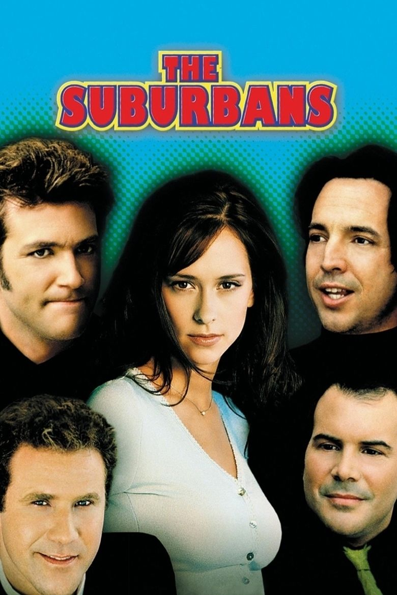 The Suburbans movie poster