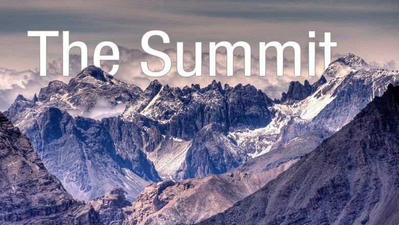 The Summit (film) movie scenes