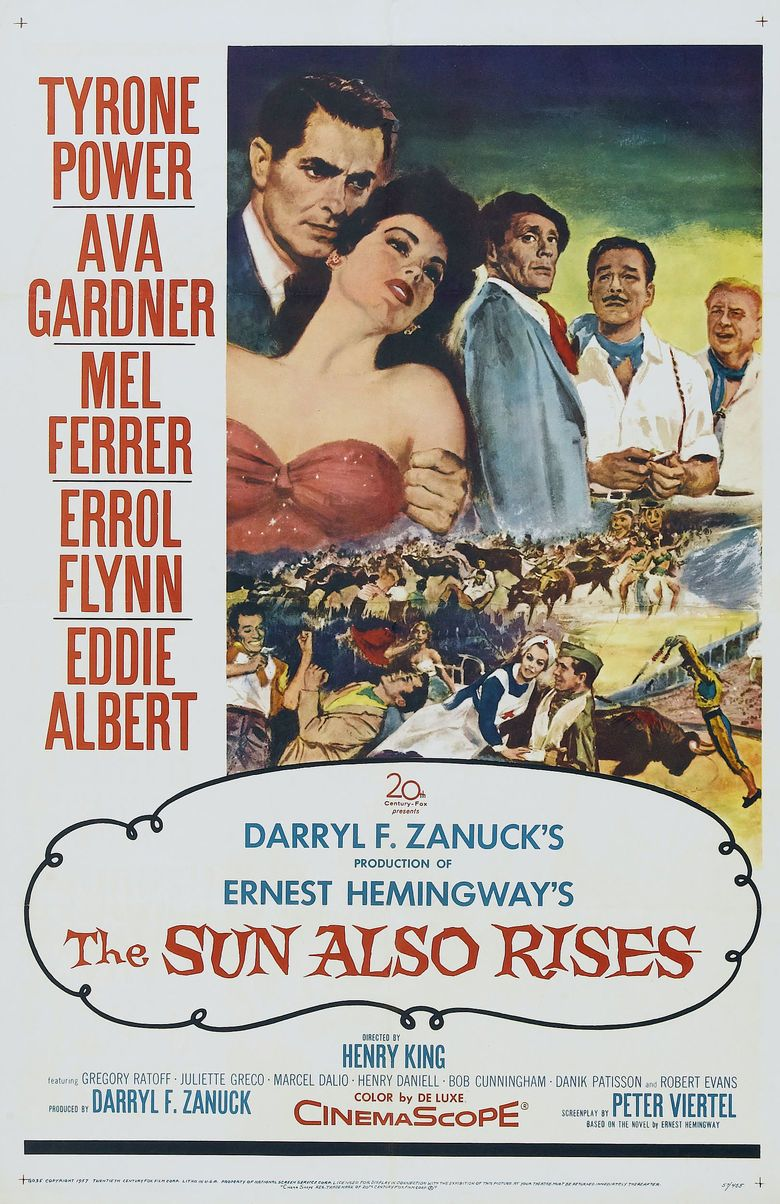 sisy chen the social encyclopedia the sun also rises 1957 film