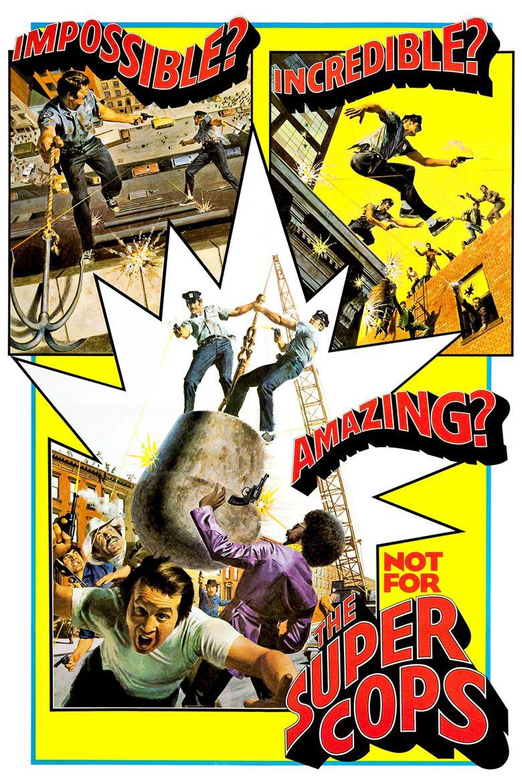 The Super Cops movie poster