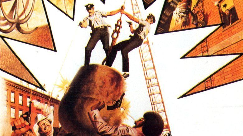 The Super Cops movie scenes