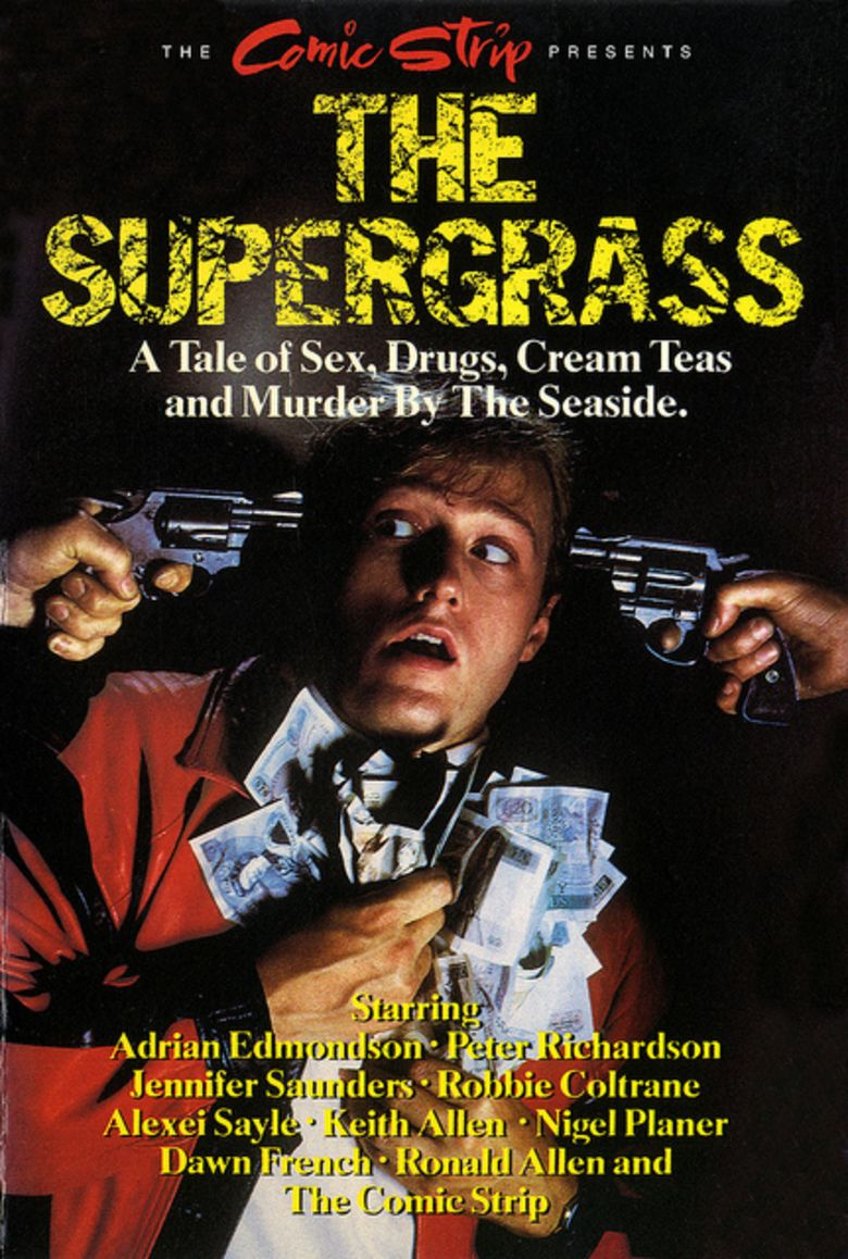 The Supergrass movie poster