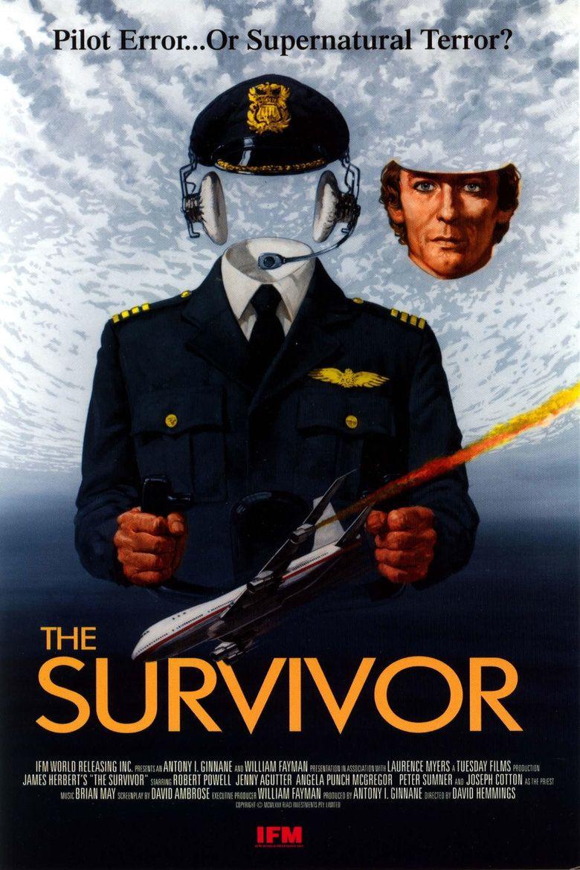 The Survivor (1981 film) movie poster