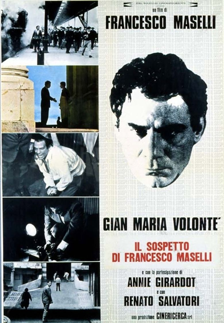 The Suspect (1975 film) movie poster