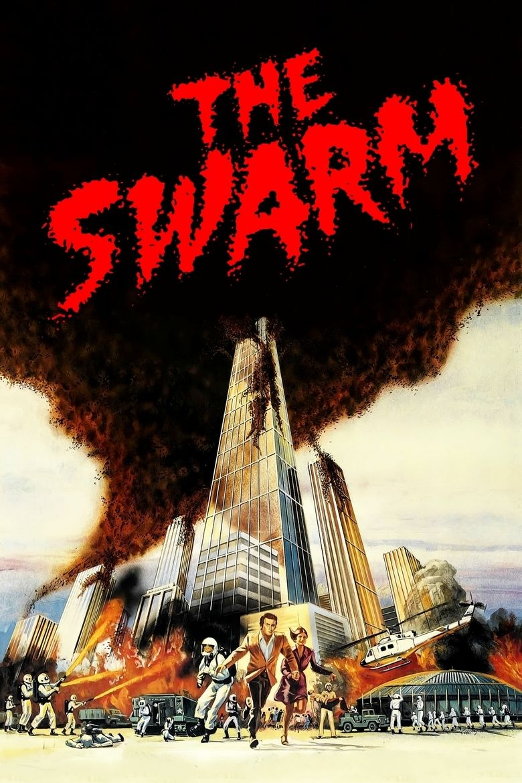 The Swarm (film) movie poster