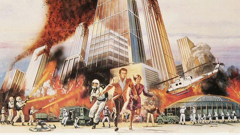 The Swarm (film) movie scenes