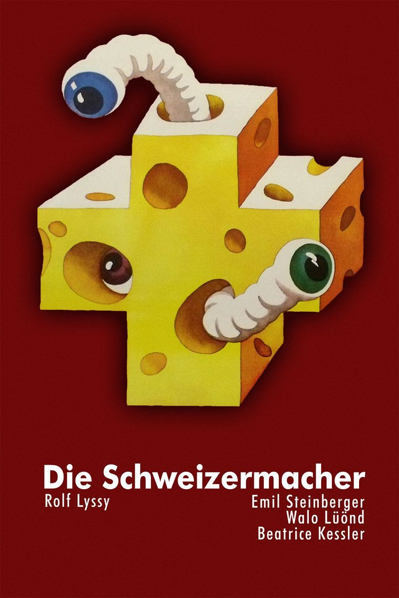 The Swissmakers movie poster