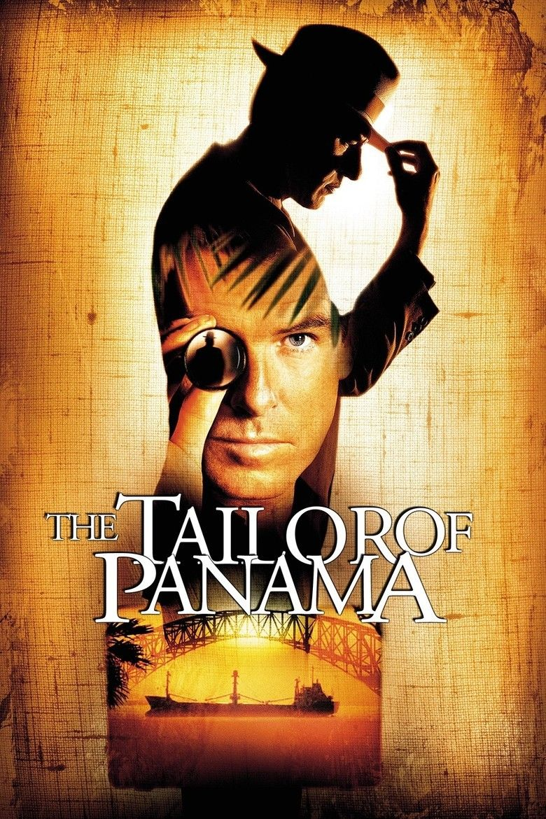 The Tailor of Panama (film) movie poster