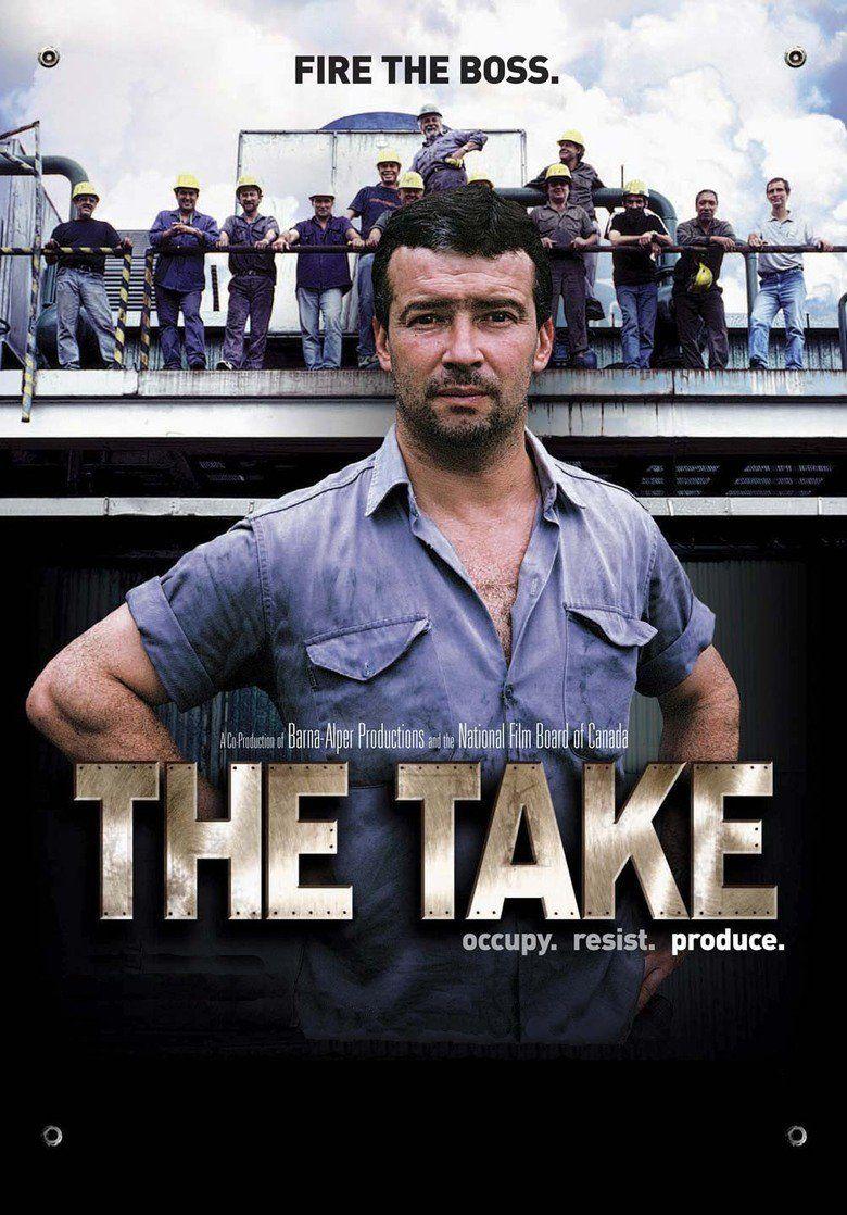 The Take (2004 film) movie poster