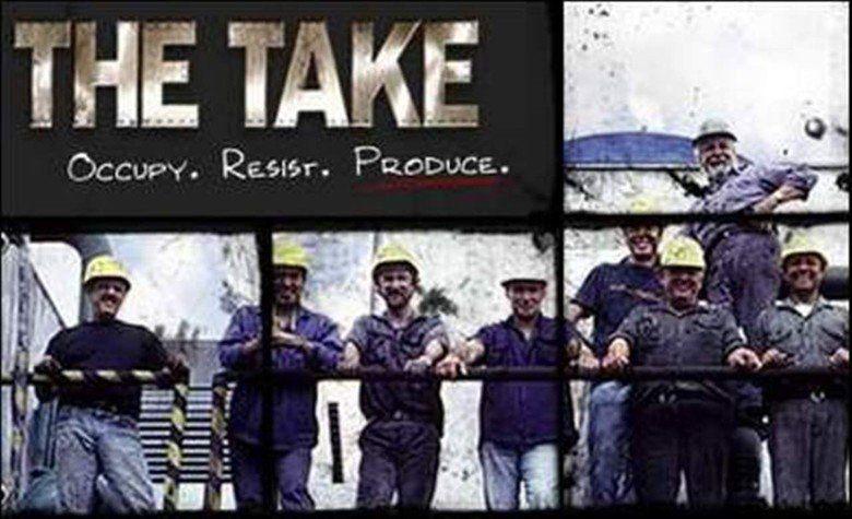 The Take (2004 film) movie scenes