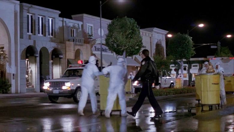 The Taking of Beverly Hills movie scenes