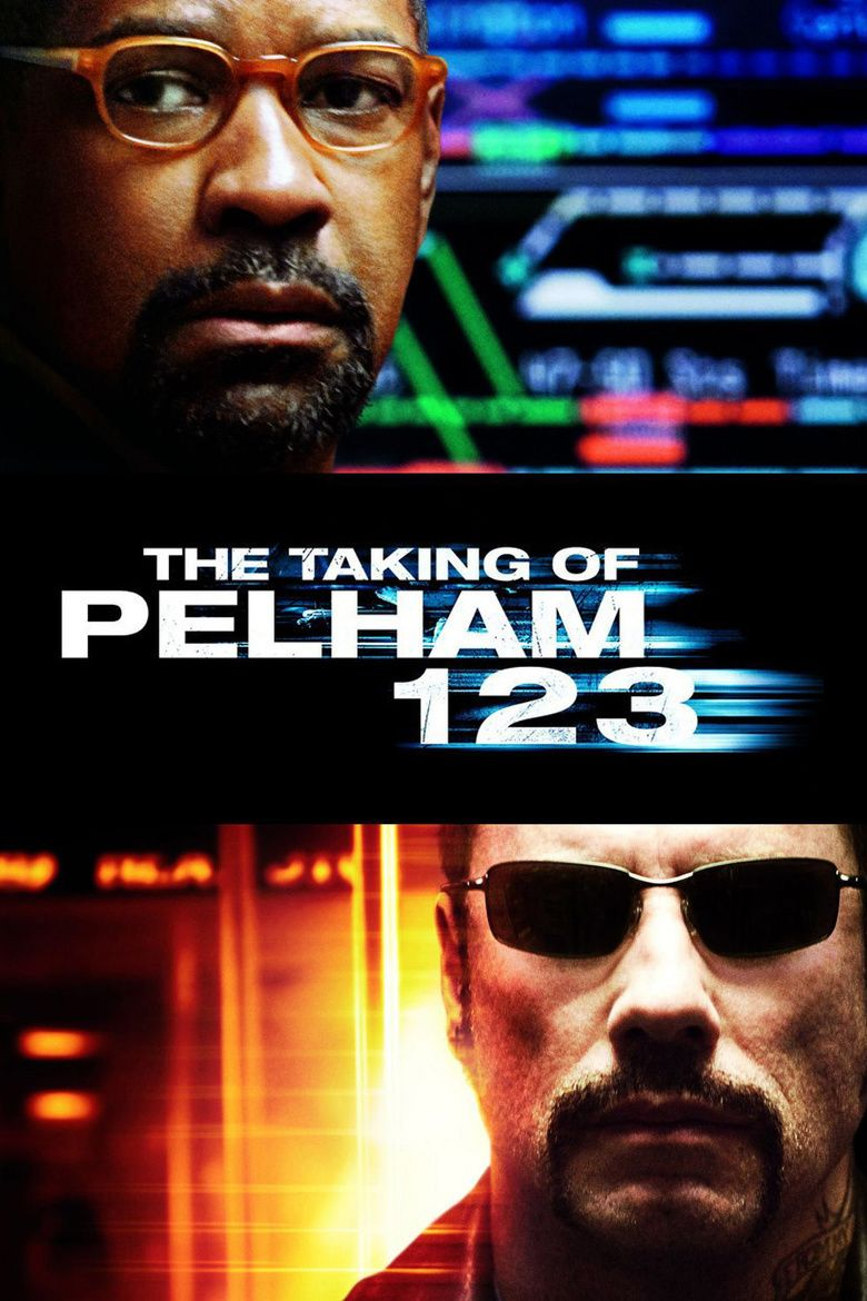 The Taking of Pelham 123 (2009 film) movie poster