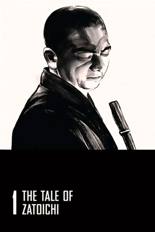 The Tale of Zatoichi movie poster