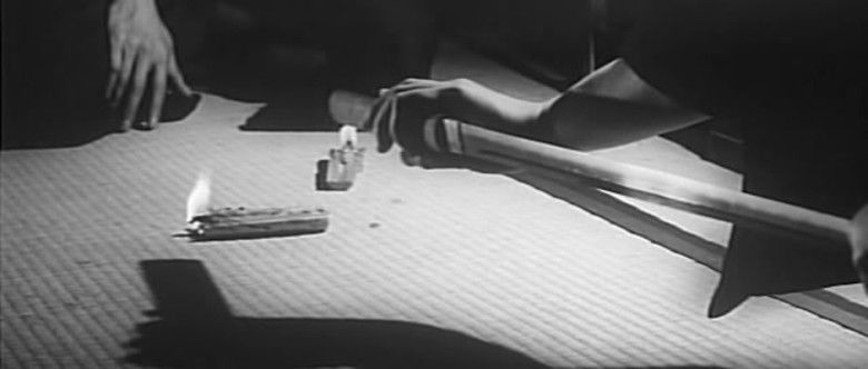 The Tale of Zatoichi movie scenes