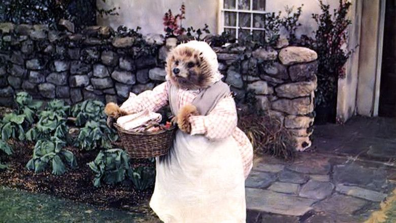The Tales of Beatrix Potter movie scenes