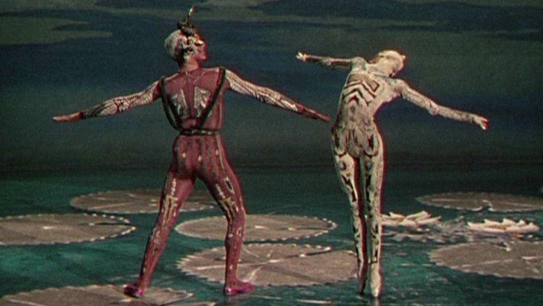 The Tales of Hoffmann (film) movie scenes
