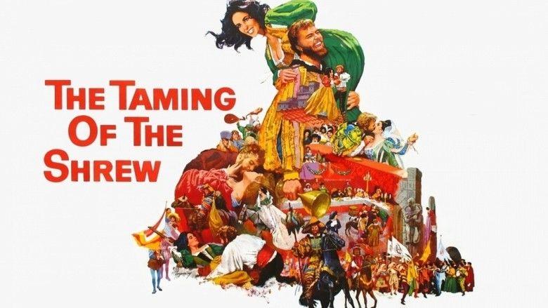 The Taming of the Shrew (1967 film) movie scenes