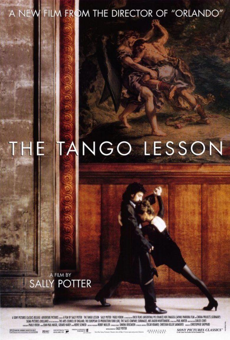 The Tango Lesson movie poster