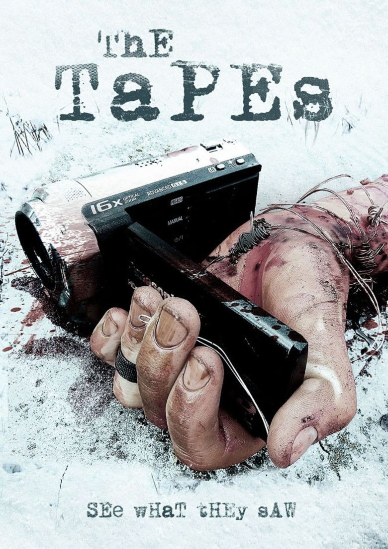 The Tapes movie poster