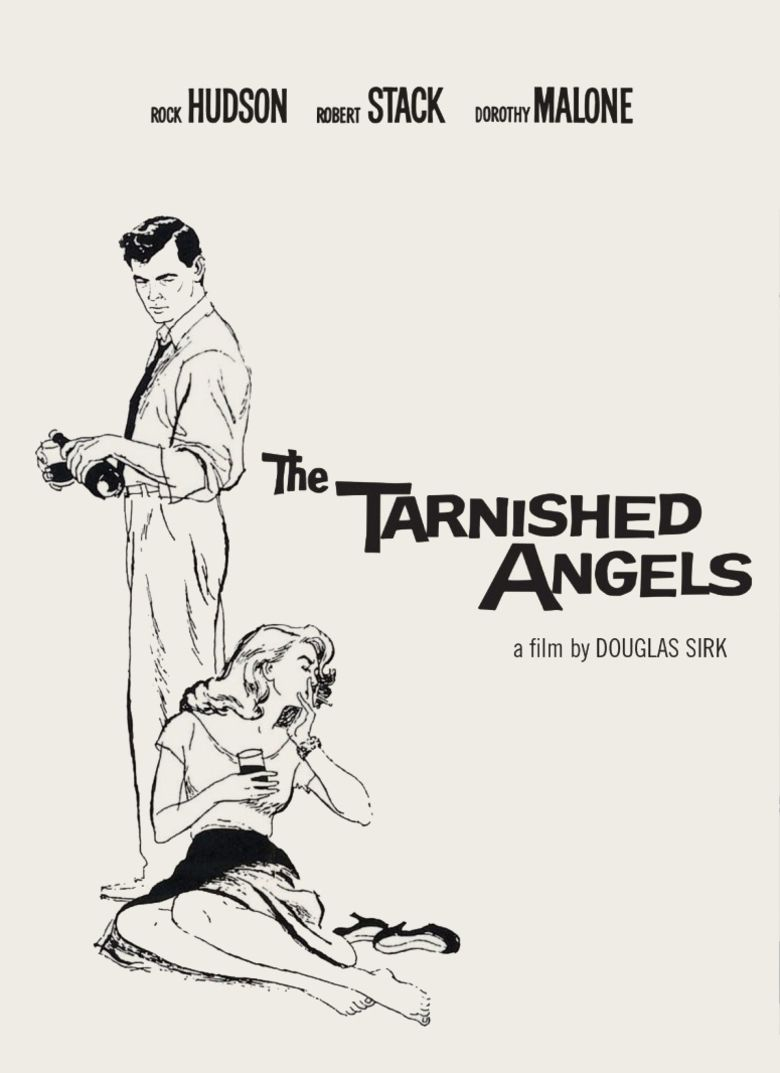The Tarnished Angels movie poster