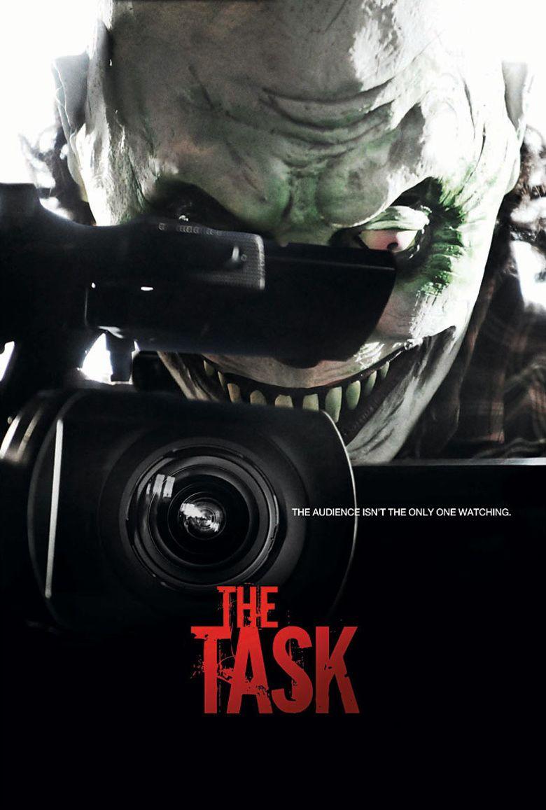 The Task (film) movie poster