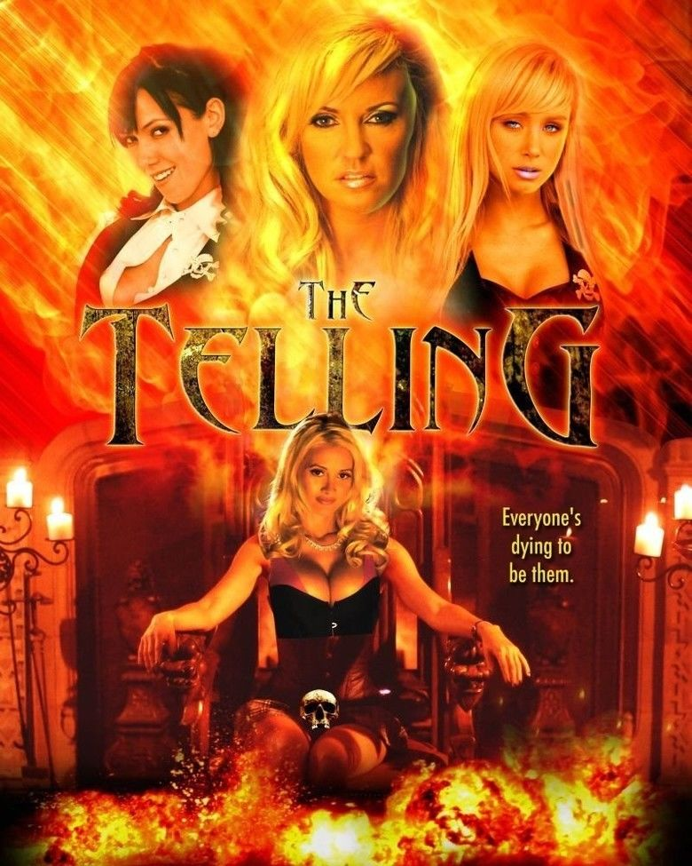 The Telling (film) movie poster