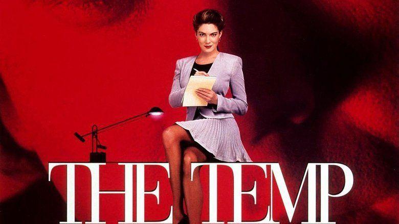The Temp (film) movie scenes