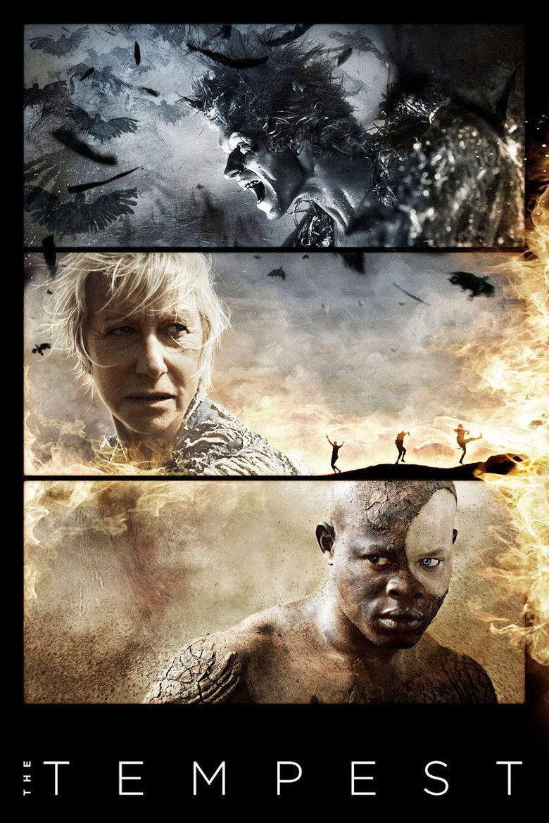 The Tempest (2010 film) movie poster