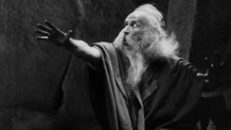 The Ten Commandments (1923 film) movie scenes