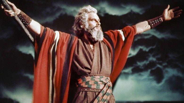 The Ten Commandments (1956 film) movie scenes