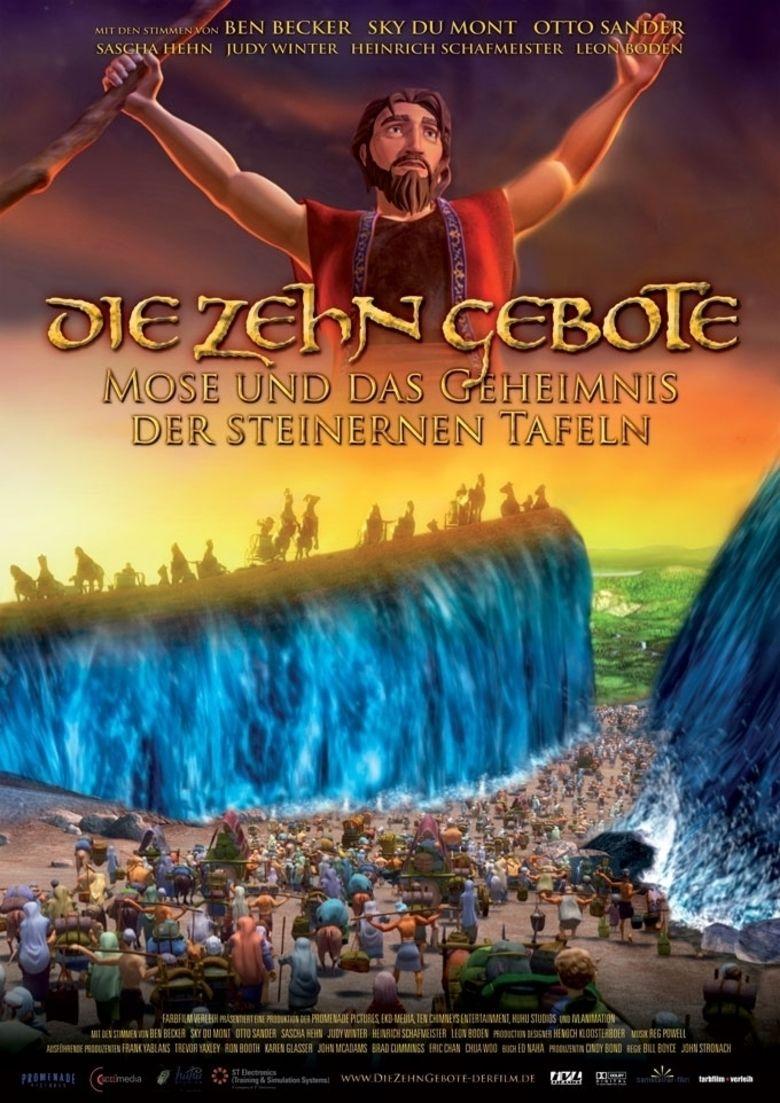 The Ten Commandments (2007 film) movie poster